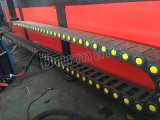 machine de découpage de plasma de commande numérique par ordinateur de 1300*3000mm