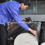 O aço de ferramenta 1.2080 da alta qualidade fêz à máquina a barra redonda