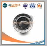 CNC機械のための炭化タングステンの挿入