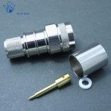 Pince à sertir mâle coaxial RF N Connecteur pour câble LMR600