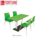 Низкая цена современный деревянный стол и стул для ресторана и кафе/столовой (FOH-BC31B)