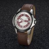Form Analong Quarz-Bewegungs-Geschäfts-Armbanduhr der Uhr-Z383