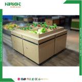 Supermercado vegetais e frutos de rack de exibição para venda