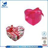 Rectángulo de regalo en forma de corazón de la alta calidad