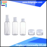 Комплект бутылки лосьона перемещения 4 PCS пластичный косметический