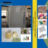 PVD покрытие оборудования косметики из алюминия с покрытием завод