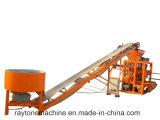 Qt4-24 Hand Concreet Hol Blok die de Lijn van de Machine maken