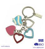 Beste Qualitätskundenspezifische Keychain Geschenke für Verkauf