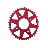 CNCによって機械で造られるアルミニウムオートバイのスプロケット