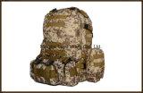 Het Kamperen van het alpinisme Rugzak van de Camouflage van de Wandeling de Militaire