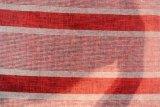 Striped ткань драпирования для софы (FTH31147)