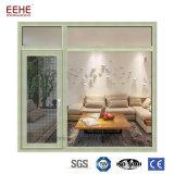 Guichet en aluminium de tissu pour rideaux de qualité avec l'interruption thermique