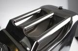10L Edelstahl vertikaler Jerry kann beweglicher Treibstoff-Kraftstoff-Wasser-Träger für Boat/4WD/Car/Camping