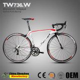 Aluminiumc$laufenfahrräder der straßen-18speed mit 700c 30mm Rad