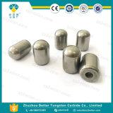 Botón de carburo de tungsteno de carburo de tungsteno cementado Carbidebutton, Botón para la perforación