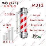 키 큰 69 Cm 이발사 표시 가벼운 회전시키기