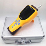 Detector de gás portáteis de helio com Bomba (He)