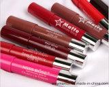 Pena cosmética Matte 50PCS/Box do batom da cor Rotatable da senhorita Rosa 8