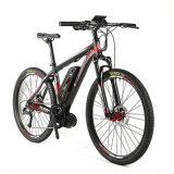bici di montagna elettrica di litio di 26er 27.5er motore di alluminio della batteria del METÀ DI