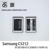 Batterie Li-ion initiale 100% de téléphone mobile neuf pour Samsung C5212 E1100 E1000 C3300k Ab553446bu