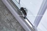 Gabinete de chuveiro com grandes cilindros de Latão