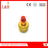 Gas-Objektiv-Futter-Karosserie des großen Durchmesser-995795 für TIG-Fackel