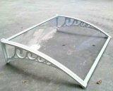 Тент поликарбоната PC строительных материалов прямых связей с розничной торговлей фабрики пластичный