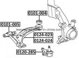Bras de contrôle inférieur d'essieu avant pour Toyota Camary 48069-33020/48068-33020