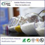 低い光沢のプラスチックの樹脂の微粒PC/ABSの合金