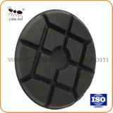 80мм полимера Бонд алмазной шлифовки блока на бетонный пол с High Gloss