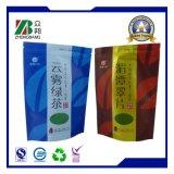Support en plastique jusqu'usine de sac à fermeture éclair