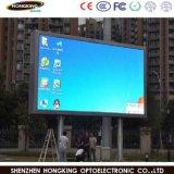 LED de exterior cores outdoors publicitários (P6, P8, P10, P16)