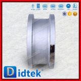 Clapet anti-retour de levage de disque d'acier de moulage de la livraison rapide de Didtek