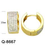 새로운 디자인 형식 보석 귀걸이 공장 도매