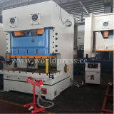 Máquina da imprensa de potência mecânica da manivela do dobro da série Jh25