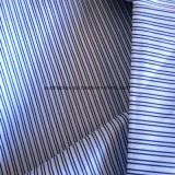 Tejido de tafetán de poliéster con tiras de prendas de vestir para imprimir
