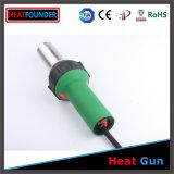 온도 조정가능한 열기 전자총 PVC 용접 기계