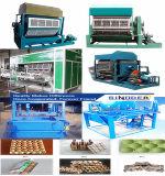 Machine de machines de plateau de machine d'oeufs de haute performance faisant le plateau d'oeufs