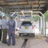 Toque semiautomático Free Car Wash sistema da máquina máquina a vapor para a Fábrica do Fabricante do Lavador de Alta Pressão