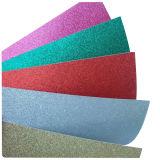 Papel colorido de papel do Glitter de Scrapbooking vário para a venda por atacado
