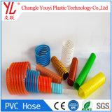 고급 유연한 강화된 물 PVC 흡입 호스 관