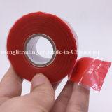 Isoliert die Silikon-Selbst-Fixiert, Gummi-elektrische Band-Reparatur Dichtungen wasserdichtes