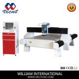 Cabeça única máquina de gravura CNC Madeira Padrão