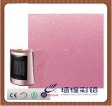 Hoja de acero laminada color hermoso de la manera para el calentador