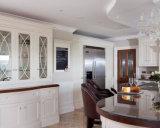 Gabinete de cozinha moderno do estilo do abanador do país