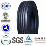 Toda la rueda de acero del tubo de neumático del carro de la parte radial TBR de la posición (11.00R20)