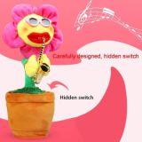 Sexy танцами и песнями Wirelesss Bluetooth подсолнечника Smart динамик игрушки для детей