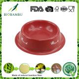 Umweltfreundliches Bambusfaser-Haustier-trinkende Filterglocke (YK-P6001)