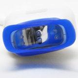 D2bbのライトを白くする青く軽い管のタイプ歯