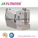 Séparation Solid-Liquid presse à vis de déshydratation des boues à disques multiples